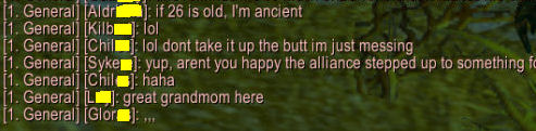 Adults Don't Play WoW or Wish They Didn't Sometimes