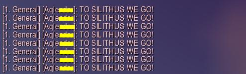 Back to Silithus